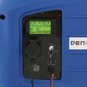 Digitaler Inverter Stromerzeuger mit Anzeigedisplay